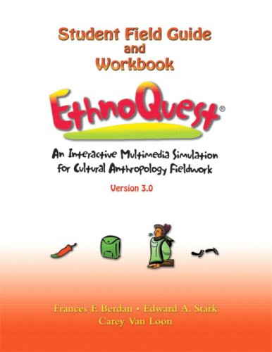 9780131850132: EthnoQuest(R): An Interactive Multimedia Simulation for Cultural Anthropology Fieldwork, Version 3.0(BK & CD-Rom)