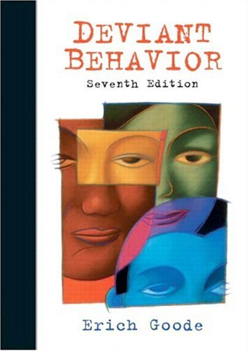 9780131850521: Deviant Behavior (7th Edition)