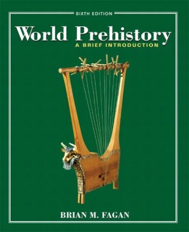 9780131850620: World Prehistory: A Brief Introduction