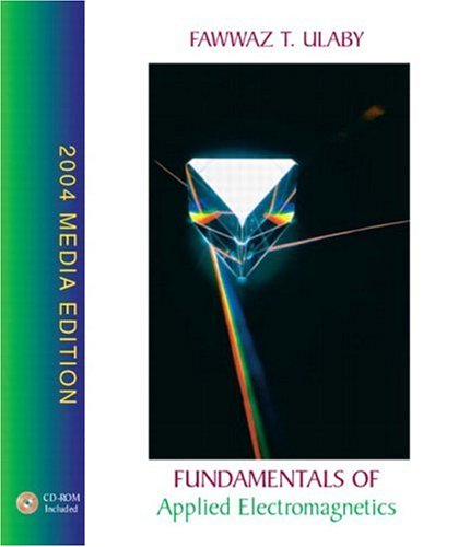 9780131850897: Fundamentals of Applied Electromagnetics, 2004 Media Edition