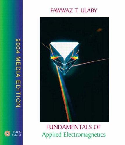 9780131850897: Fundamentals of Applied Electromagnetics 2004: Media Edition