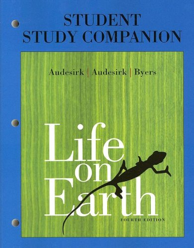 9780131852778: Life on Earth (Student Study Companion)