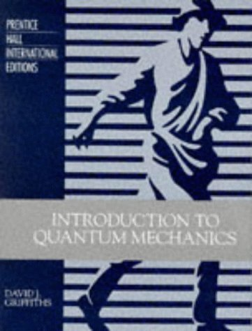 9780131855137: Introduction to Quantum Mechanics: International Edition