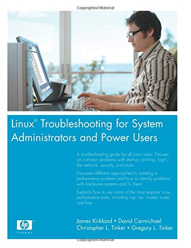 9780131855151: Linux Troubleshooting for System Administrators and Power Users