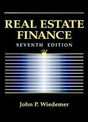 9780131855700: Real Estate Finance