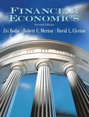 9780131856158: Financial Economics (2nd Edition)