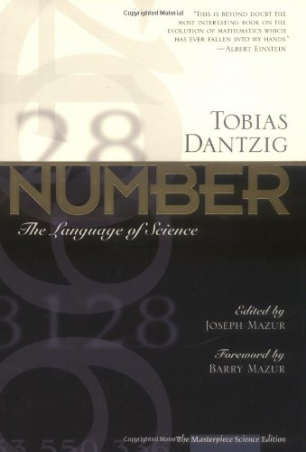 9780131856271: Number: The Masterpiece Science Edition: The Language of Science