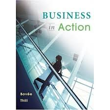 9780131856486: Business in Action (Annotated Instructor's Media Edition)