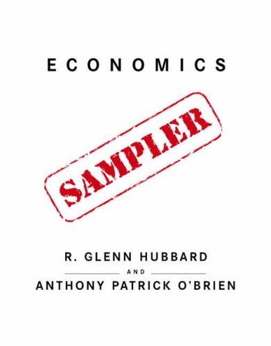 9780131856653: Economics Sampler