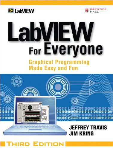 9780131856721: Labview for Everyone: Graphical Programming Made Easy and Fun