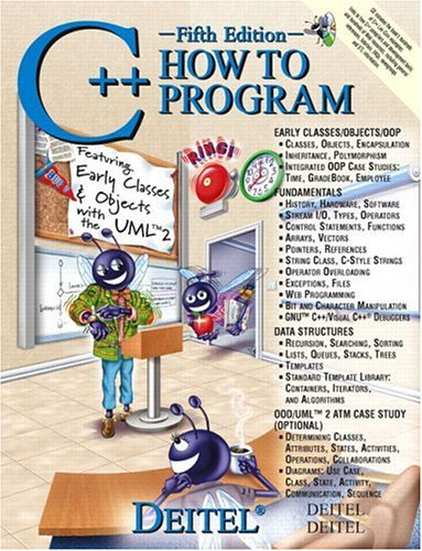 9780131857575: C++ How to Program (5th Edition)