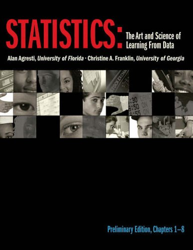 9780131857643: Statistics: The Art and Science of Learning from Data