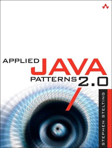 9780131858435: Applied Java Patterns 2.0
