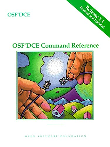 9780131858510: OSF DCE Command Reference Release 1.1