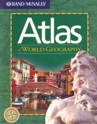 9780131858527: Atlas of World Geography