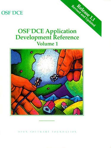 9780131858695: OSF DCE Application Development Reference Release 1.1