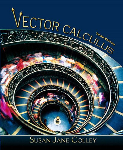 9780131858749: Vector Calculus