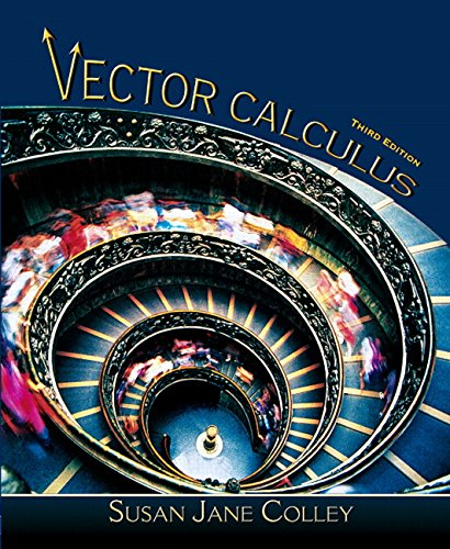 9780131858749: Vector Calculus (3rd Edition)