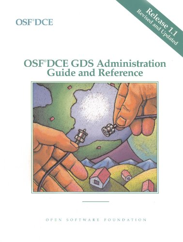 9780131859012: OSF DCE GDS Administration Guide and Reference Release 1.1