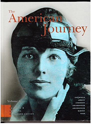 9780131859173: The American Journey: Teaching And Learning Classroom Edition