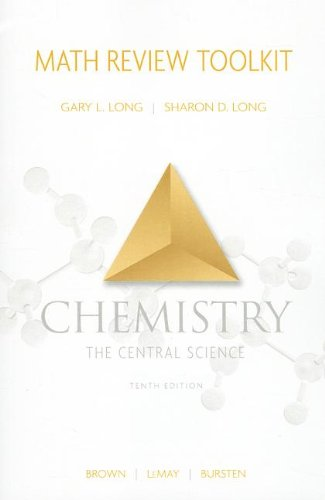 9780131860520: Math Review Toolkit for Chemistry: The Central Science