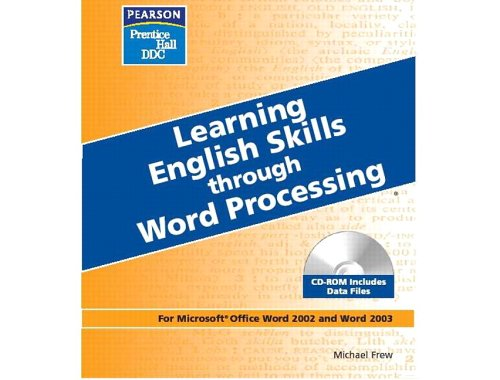 9780131860667: Learning English Skills Through Word Processing (2nd Edition)