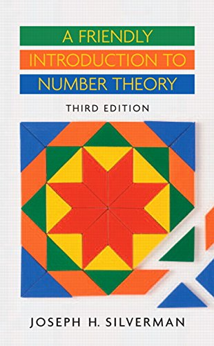 9780131861374: Friendly Introduction to Number Theory, A (3rd Edition)