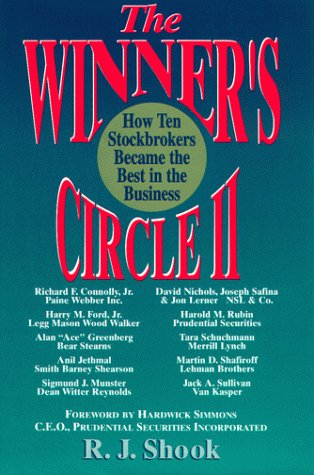 9780131862715: The Winner's Circle II: How Ten Stockbrokers Became the Best in the Business