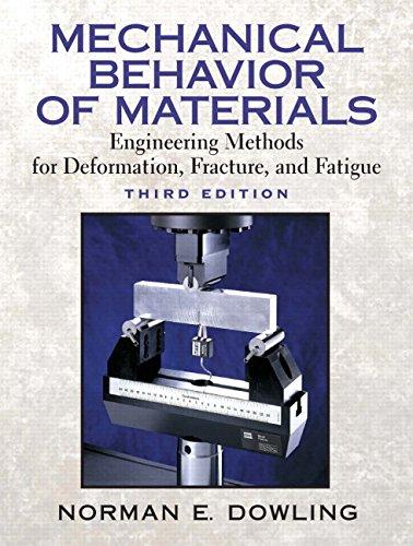 9780131863125: Mechanical Behavior of Materials (3rd Edition)