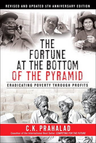 9780131863194: Fortune at the Bottom of the Pyramid Eradicating Poverty Through Profits