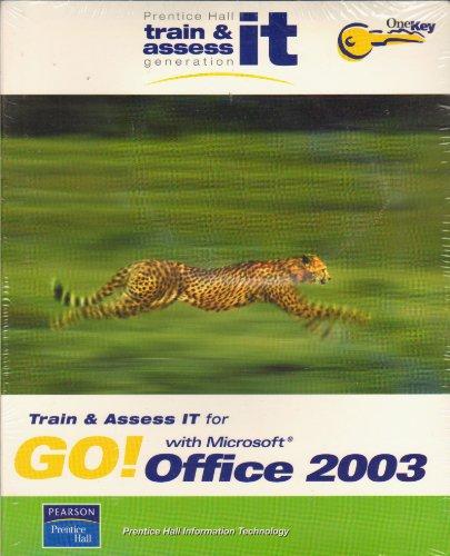 Prentice Hall Train & Assess It Generation: Pearson, Prentice Hall