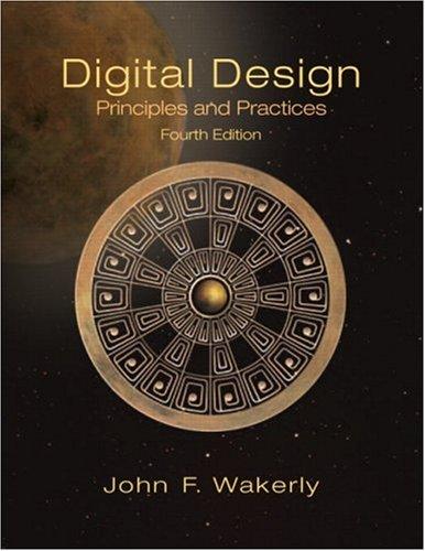 9780131863897: Digital Design: Principles and Practices