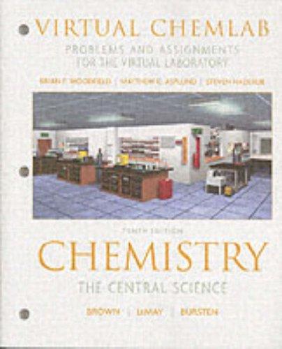9780131864627 Virtual ChemLab General Chemistry Student