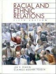 9780131865525: Racial and Ethnic Relations