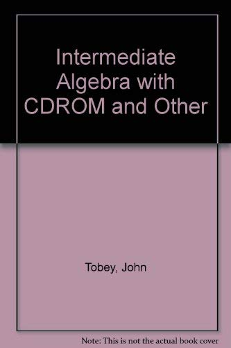 9780131865877: Intermediate Algebra with CDROM and Other