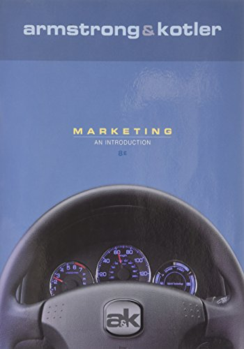 Marketing: An Introduction: Gary Armstrong et