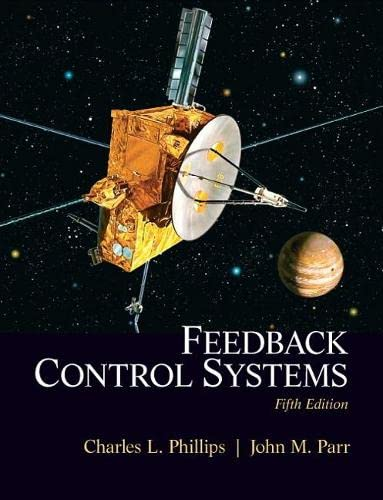 9780131866140: Feedback Control Systems: Charles L. Phillips, John M. Parr