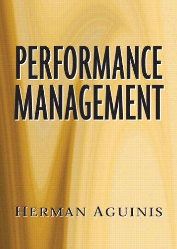 9780131866157: Performance Management
