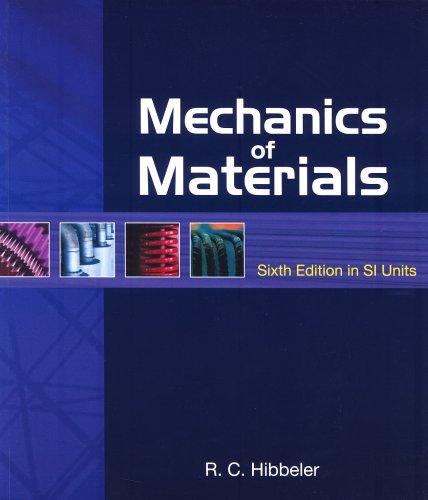 9780131866386: Mechanics of Materials SI (6th Edition)