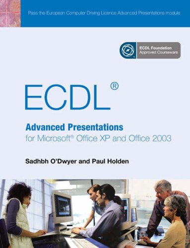 9780131866539: ECDL Advanced Presentation for Office XP/2003