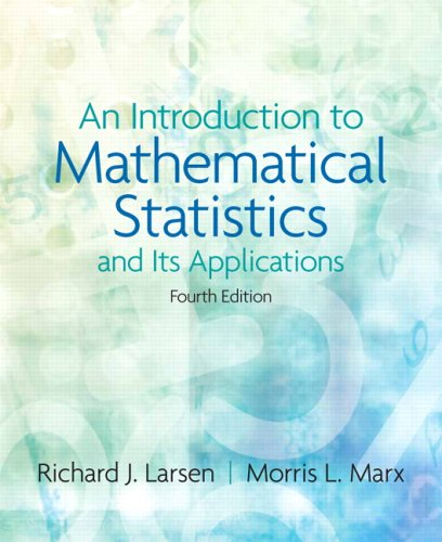9780131867932: Introduction to Mathematical Statistics and Its Applications, An (4th Edition)