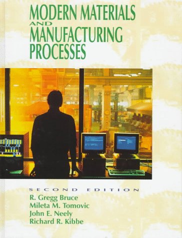9780131868595: Modern Materials and Manufacturing Processes (2nd Edition)