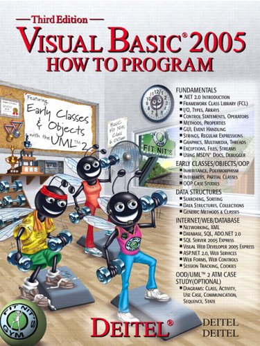 9780131869004: Visual Basic 2005 How to Program (3rd Edition)