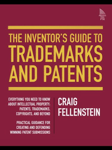 9780131869127: Inventor's Guide to Trademarks and Patents, The