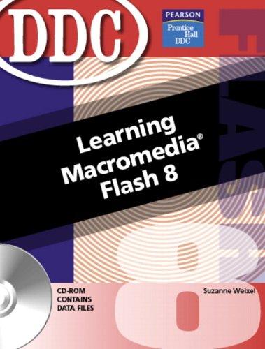 9780131872332: DDC Learning Macromedia Flash (2nd Edition)