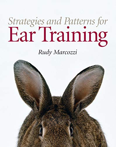 9780131872356: Strategies and Patterns for Ear Training