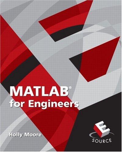 9780131872448: MATLAB for Engineers (ESource Series)