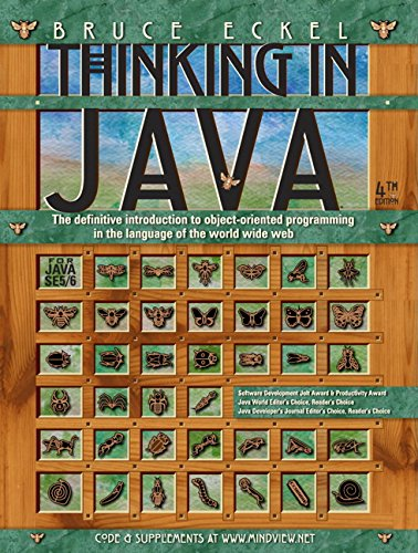9780131872486: Thinking in Java (4th Edition)