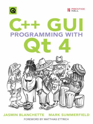 9780131872493: C++ GUI Programming with QT 4