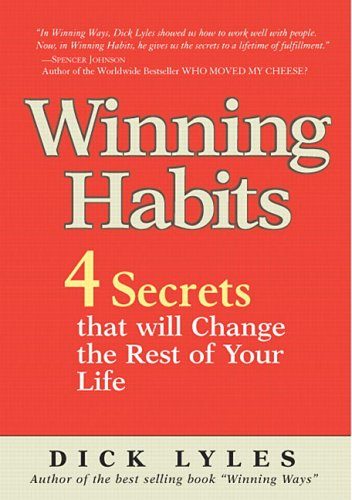 9780131872776: Winning Habits: Custom Levy Version: 4 Secrets That Will Change the Rest of Your Life